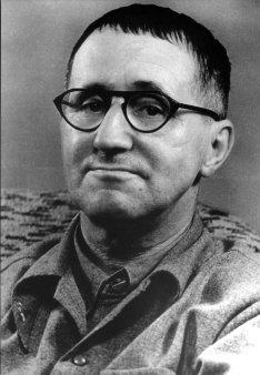 Bertolt Brecht 1898-1956. Tysk forfatter. Dramatiker.Foto: SCANPIX